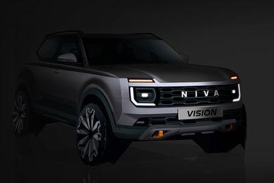 Lada Niva Vision (prototipo) - Foto