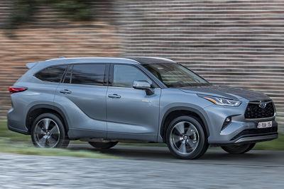 Toyota Highlander | Primeras impresiones - Foto