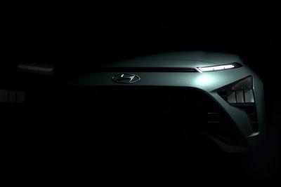 Hyundai BAYON (2021) - Foto