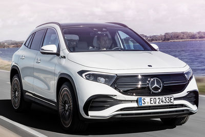 Mercedes-Benz EQA (2021)   Primeras impresiones - Foto