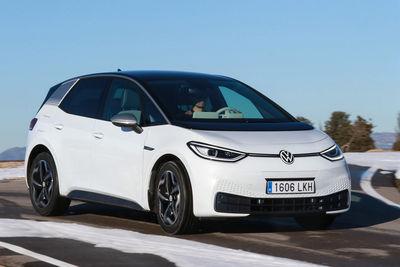 Volkswagen ID.3 Pro Performance | Prueba - Foto
