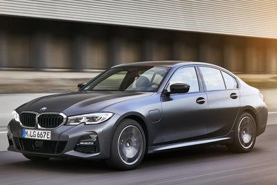 BMW 320e | Información y precio - Foto