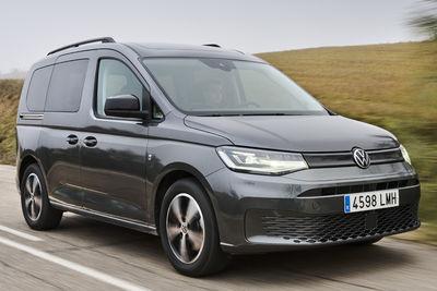 Volkswagen Caddy (2021) | Primeras impresiones - Foto