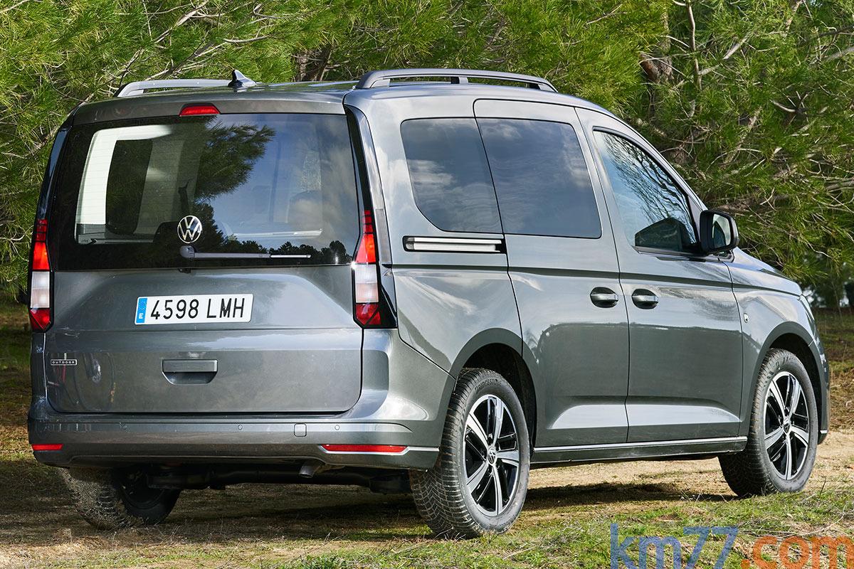 Fotos Exteriores - Volkswagen Caddy California Maxi (2021 ...