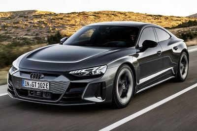 Audi e-tron GT (2021) - Foto