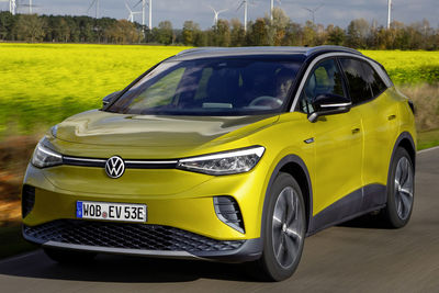 Volkswagen ID.4 (2021) | Primeras impresiones - Foto