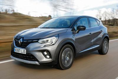 Renault Captur E-TECH Híbrido enchufable (2020)   Prueba - Foto