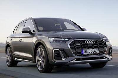 Audi Q5 TFSIe (2021) | Precios - Foto