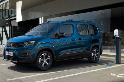 Peugeot e-Rifter (2021) - Foto