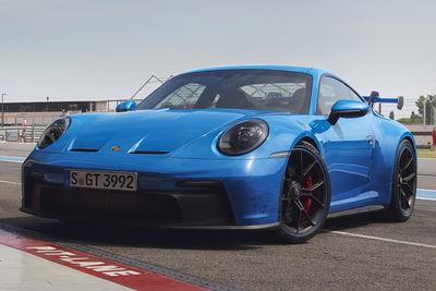 Porsche 911 GT3 (2021) - Foto