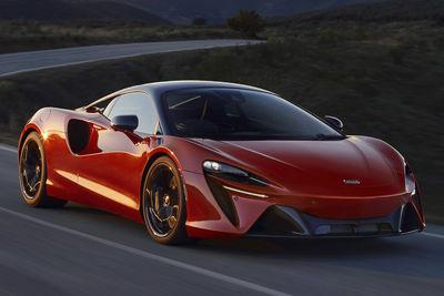 McLaren Artura (2021) - Foto