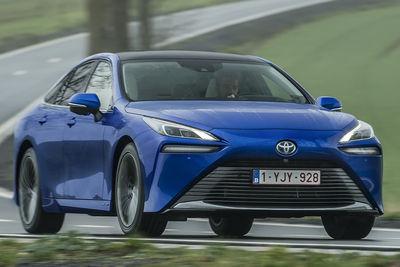 Toyota Mirai (2021) | Primeras impresiones - Foto
