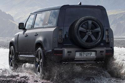Land Rover Defender (2020) | Actualización - Foto