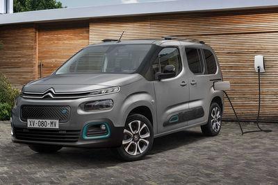 Citroën ë-Berlingo (2021) | Precios - Foto