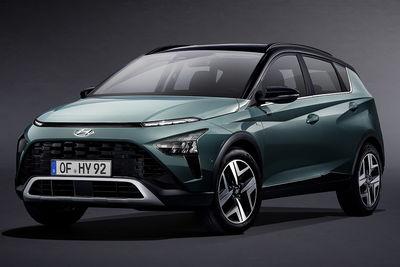 Hyundai BAYON (2021) | Precios - Foto