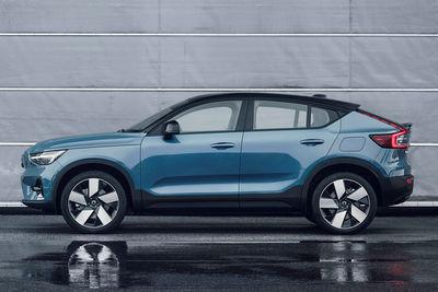 Volvo C40 Recharge (2022) - Foto