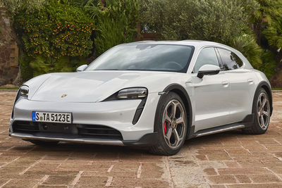 Porsche Taycan Cross Turismo (2021) - Foto