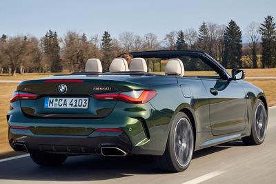 BMW Serie 4 Cabrio (2021) | Primeras impresiones - Foto