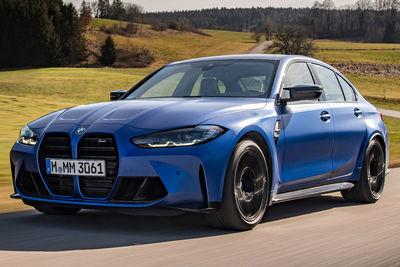 BMW M3 Competition (2021)   Primeras impresiones - Foto