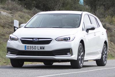 Subaru Impreza (2021)   Primeras impresiones - Foto
