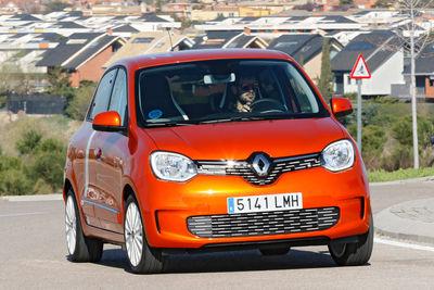 Renault Twingo Electric | Prueba - Foto