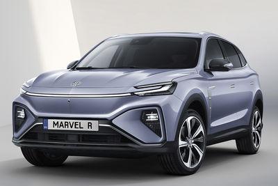 MG Marvel R Electric (2021) - Foto