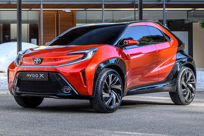 Toyota Aygo X Prologue (Prototipo) - Foto