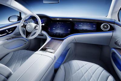 Mercedes-Benz EQS (2022) - Foto
