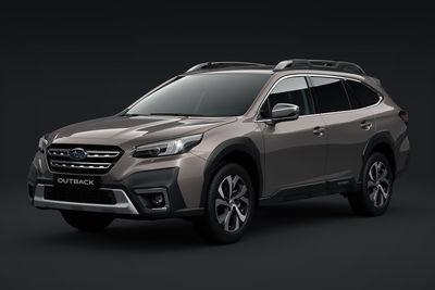 Subaru Outback (2021) - Foto