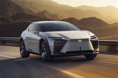 Lexus LF-Z Electrified (prototipo) - Foto