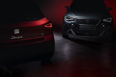 SEAT Arona y SEAT Ibiza (2021) - Foto