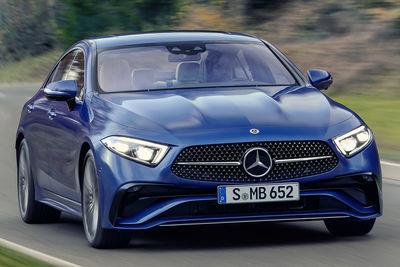 Mercedes-Benz CLS (2021) - Foto