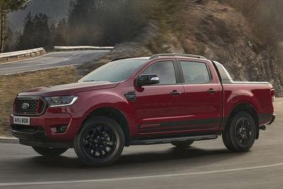 Ford Ranger Wolftrak y Ranger Stormtrak | Precios - Foto