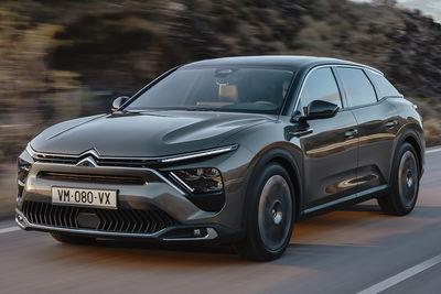 Citroën C5 X (2022) | Primeras impresiones - Foto