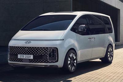 Hyundai Staria (2022) - Foto