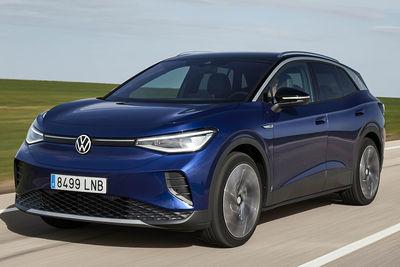 Volkswagen ID.4 150 kW (204 CV) 77 kWh (2021) | Prueba - Foto