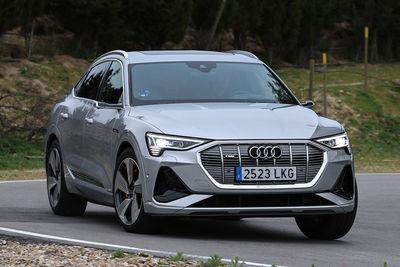 Audi e-tron Sportback 50 quattro | Prueba - Foto