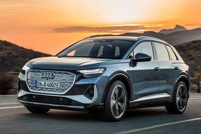 Audi Q4 e-tron y Q4 Sportback e-tron (2021)   Precios - Foto