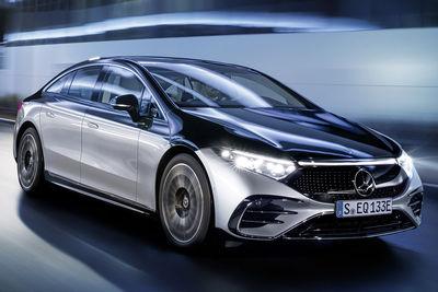 Mercedes-Benz EQS (2022) | Precio - Foto