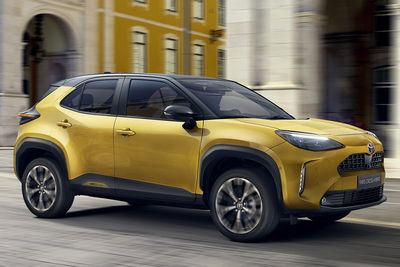 Toyota Yaris Cross (2021)   Precios - Foto