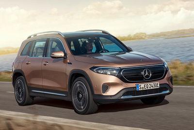 Mercedes-Benz EQB (2022) - Foto