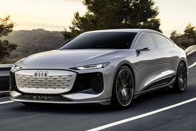 Audi A6 e-tron concept (prototipo) - Foto