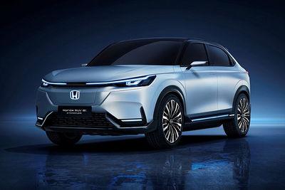 Honda SUV e:prototype - Foto