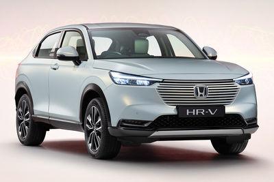 Honda HR-V (2021) - Foto