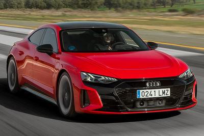 Audi e-tron GT (2021) | Primeras impresiones - Foto