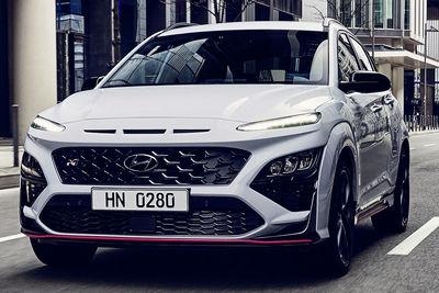 Hyundai Kona N (2021) - Foto