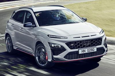 Hyundai Kona N (2021) | Precio - Foto