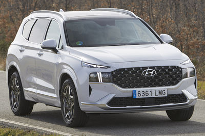 Hyundai Santa Fe (2021) | Primeras impresiones - Foto