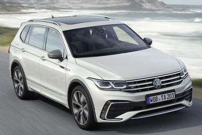 Volkswagen Tiguan Allspace (2022) | Precios - Foto