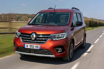 Renault Kangoo Combi (2021)   Primeras impresiones - Foto